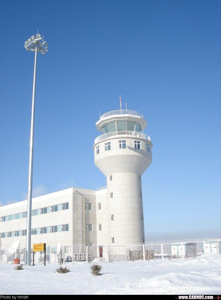 Re:呼伦贝尔大草原上的航空港