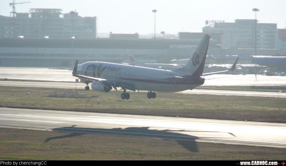 Re:[原创]KMG首次数码作业拍到奥凯 BOEING 737-700