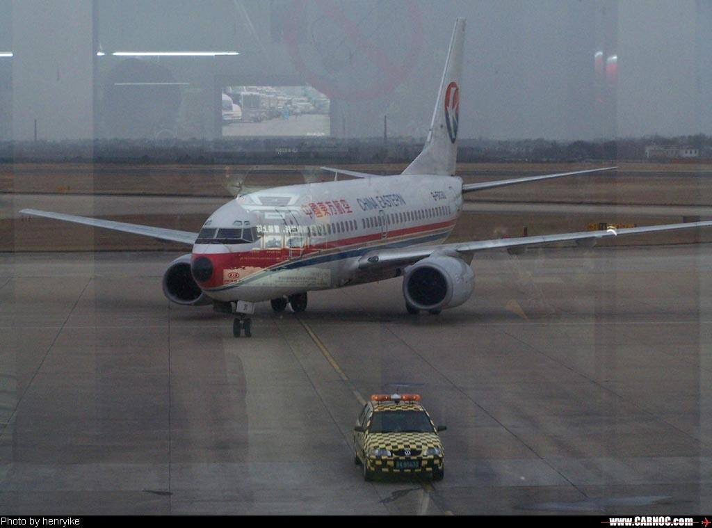 Re:2月24日HFE-SHA,虹桥巧遇港龙~ BOEING 737-700 B-5030  中国合肥骆岗机场