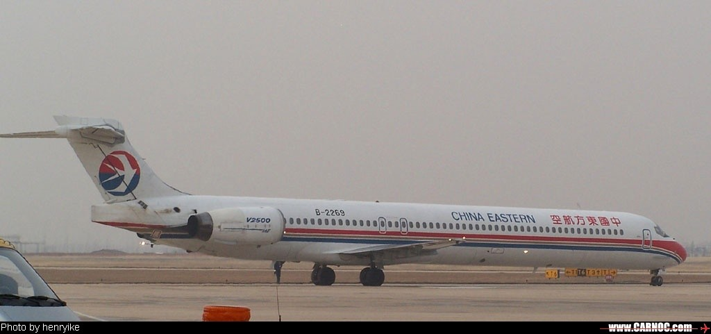 Re:2月14日,骆岗晨曦中的B-2269 MCDONNELL DOUGLAS MD-90 B-2269  中国合肥骆岗机场