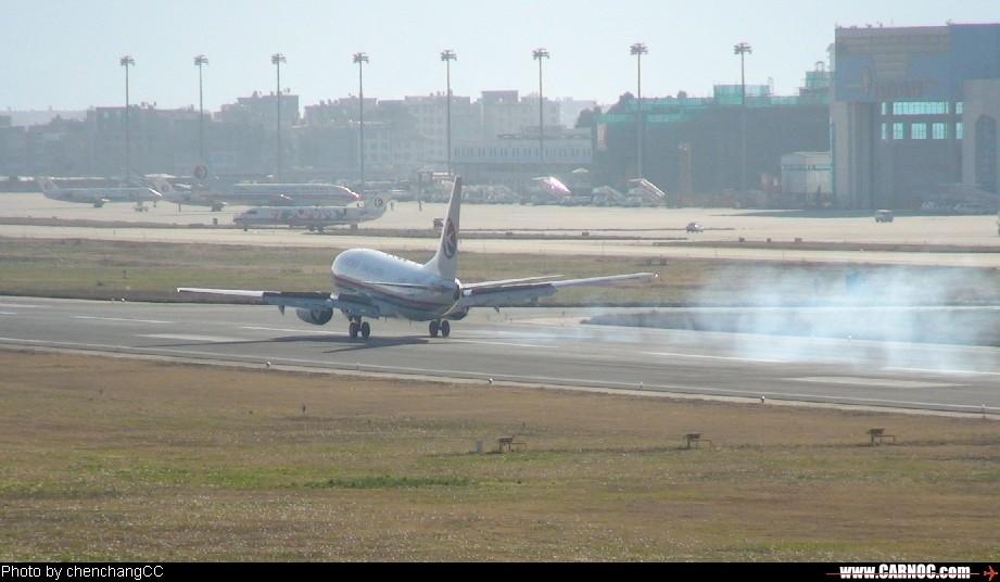Re:[原创]一组昆明机场的降落图    中国昆明巫家坝机场
