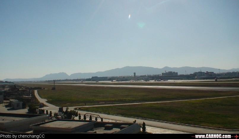 [原创]昆明机场远景    中国昆明巫家坝机场
