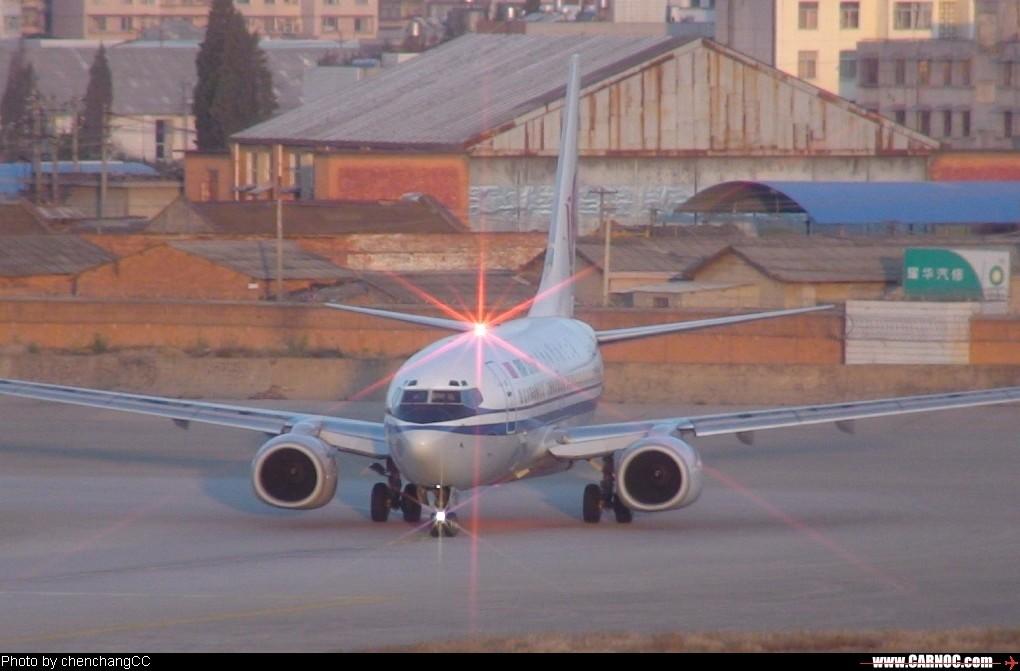 [原创]国航737机头闪光 BOEING 737-300