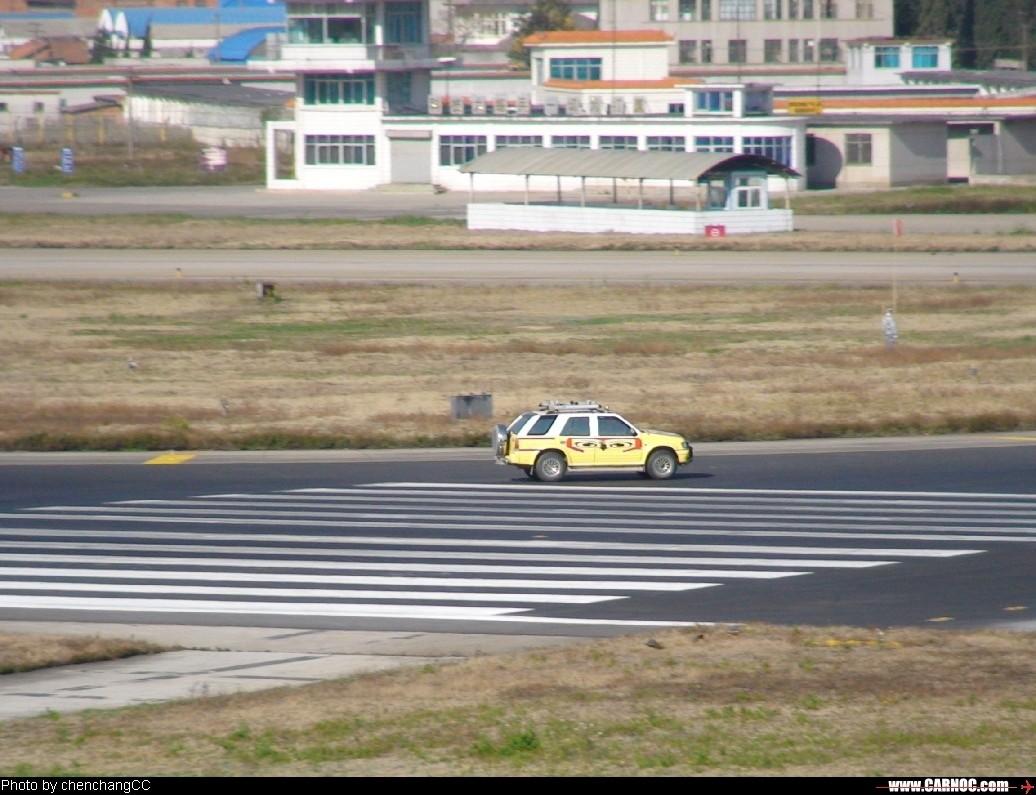 Re:[原创]昆明机场清晨作业(3)---特种车辆篇