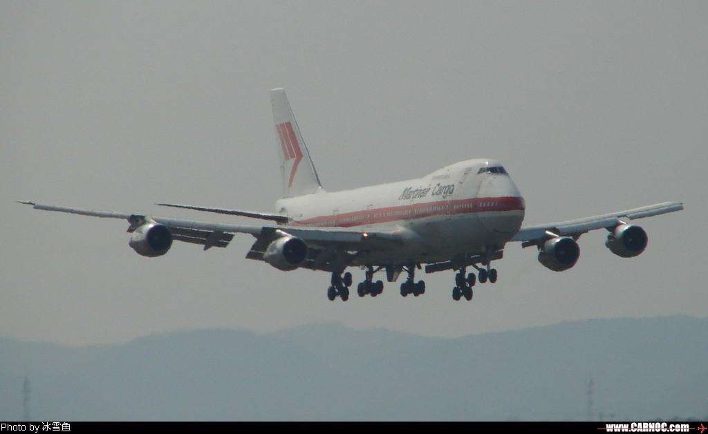 [原创]Martinair Cargo747 BOEING 747-200