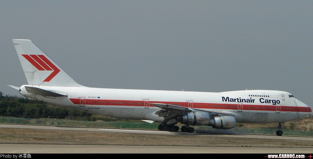 Re:[原创]Martinair Cargo747 BOEING 747-200