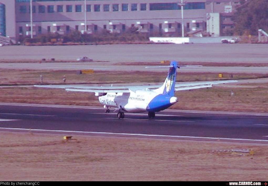 Re:[原创]昆明机场拍老挝航空 ATR-72 RDPL-34137