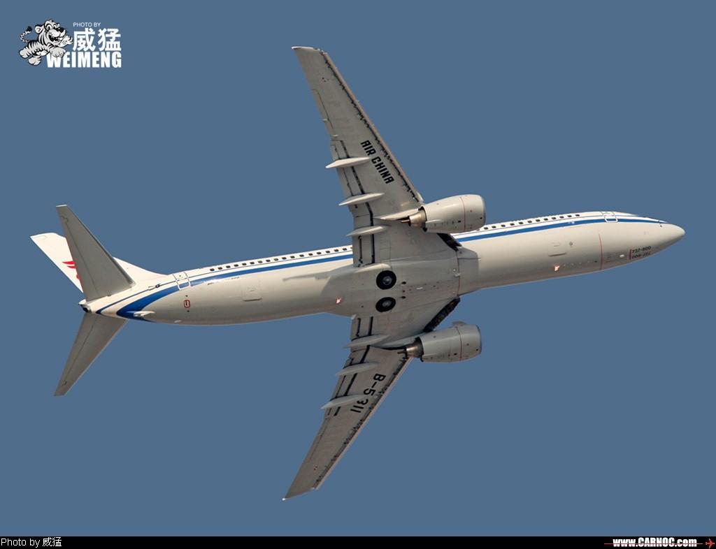 [原创]国航新机,B-5311&B-5312 BOEING 737-800