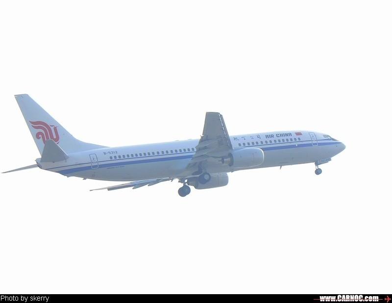 Re:[原创]国航新机,B-5311&B-5312    中国天津滨海机场