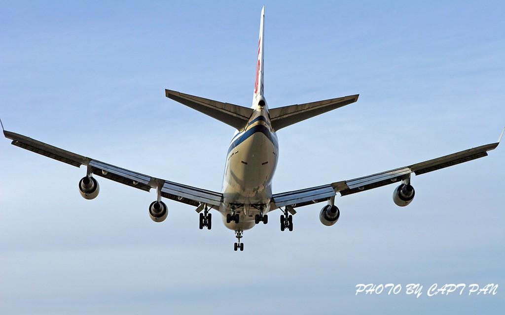Re:[原创]……国航B747专集…… BOEING 747-400 B-2471