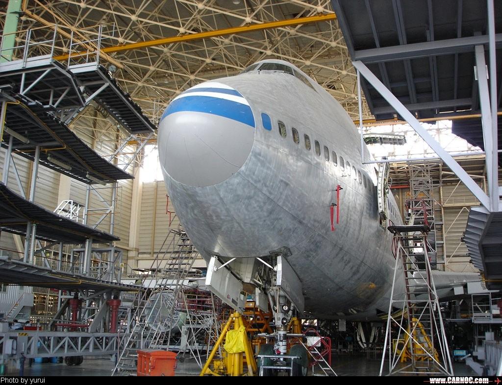 Re:[原创]……国航B747专集…… BOEING 747-400 B-2443