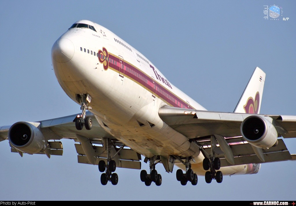 Re:[原创]换了单反升了级,拍了747玩命发!不贺不行!…… BOEING 747-300 HS-TGD