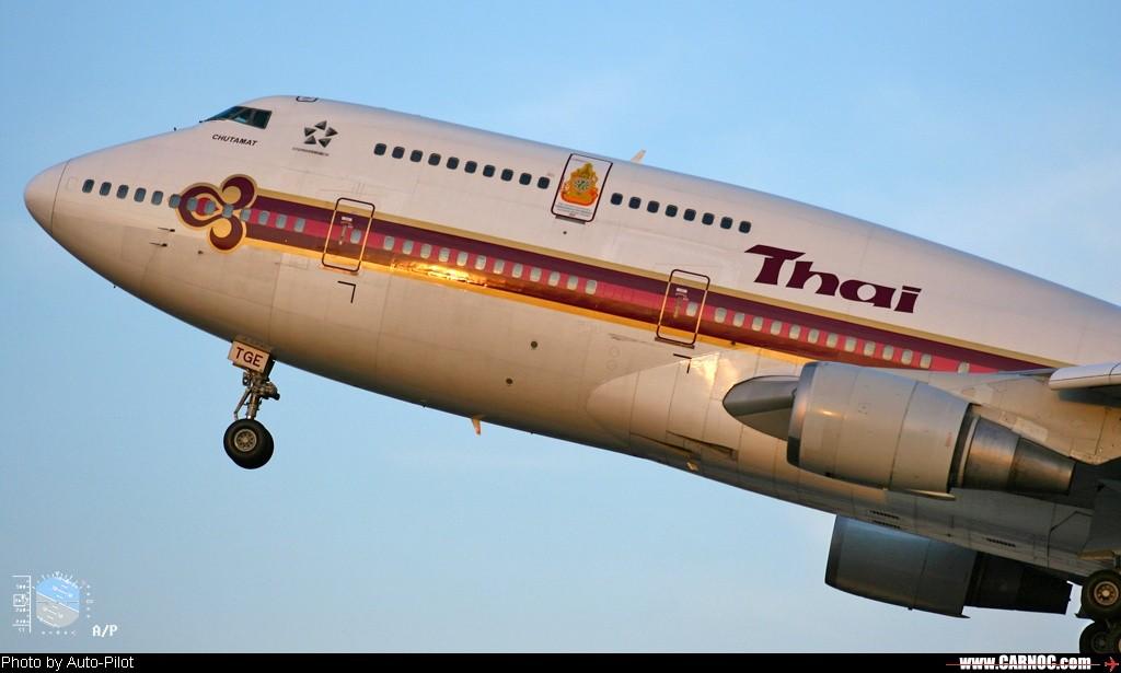 Re:[原创]换了单反升了级,拍了747玩命发!不贺不行!…… BOEING 747-300 HS-TGE