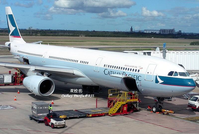 Re:双桂坊游记之凯恩斯/黄金海岸:100%国泰A333+60%CX公务舱(2) A330-300 B-HLM BNE