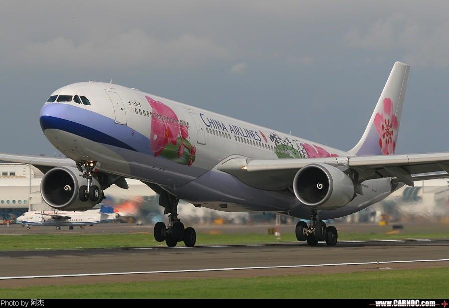 [原创]一堆亂七八糟的圖! AIRBUS A330-302 B-18305 臺灣高雄小港機場