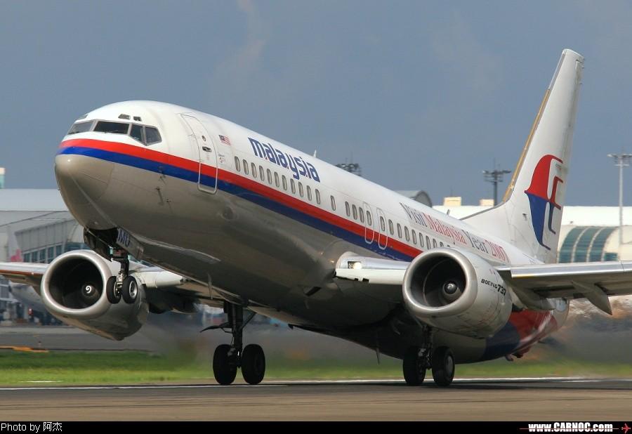 [原创]一堆亂七八糟的圖! BOEING 737-4H6 9M-MMU 臺灣高雄小港機場