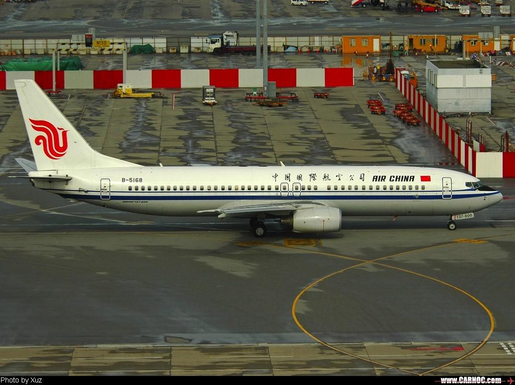 Re:[原创]最近拍的 BOEING 737-800 B-5168 中国香港赤喇角机场