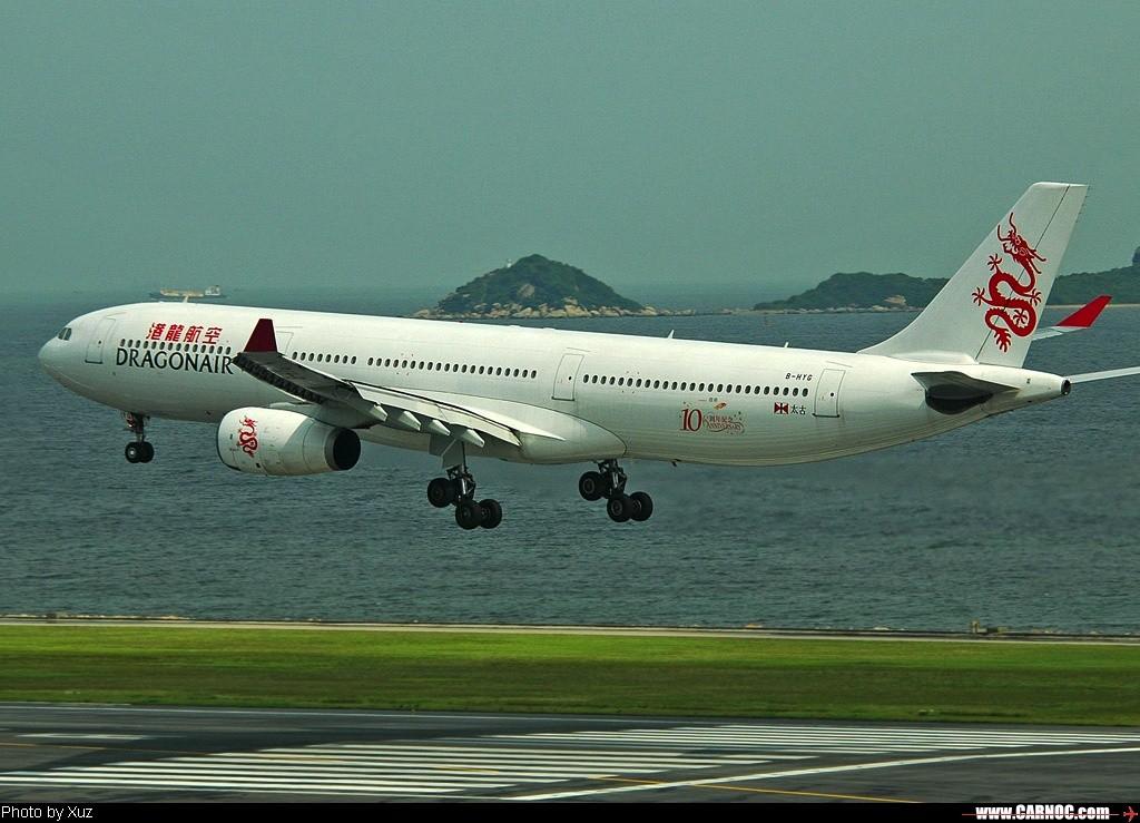 Re:[原创]最近拍的 AIRBUS A330 B-HYG 中国香港赤喇角机场