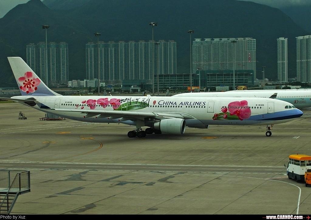 Re:最近拍的 AIRBUS A330 B-18305 中国香港赤喇角机场
