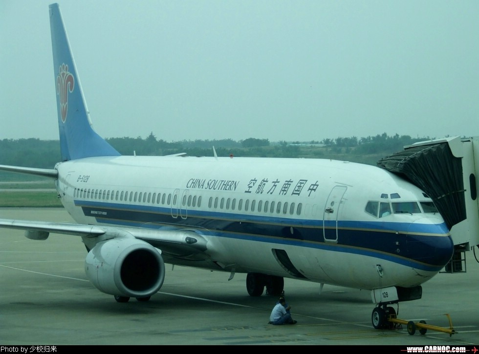 Re:[原创]禄口,10周年纪念,预热。 B737-83N(WL) B-5128 中国南京禄口机场
