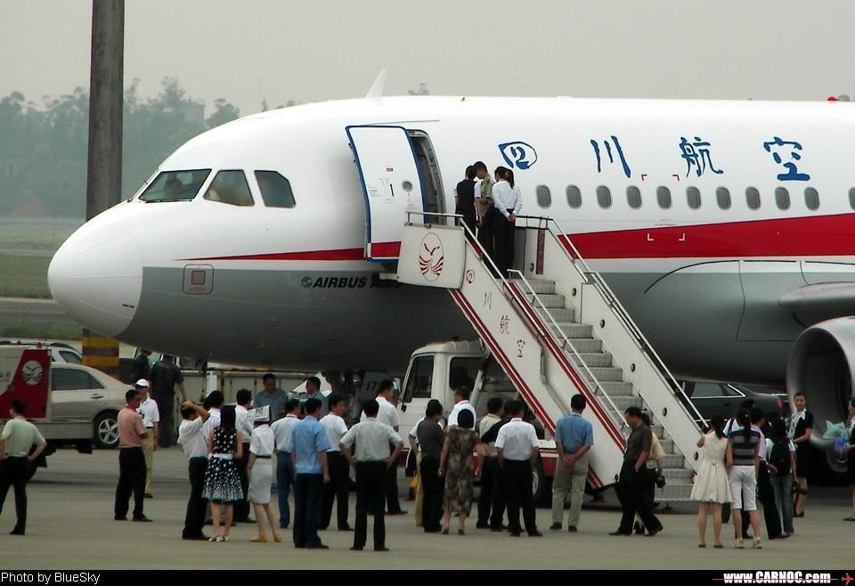 Re:[原创][CASG]欢迎3架空客319加盟川航<---正式帖,請貼完再回覆謝謝! AIRBUS A319 B-6173 CTU