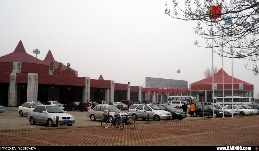 Re:[原创]机场的候机地带---航站楼—国内(欢迎大家跟帖)    中国秦皇岛机场