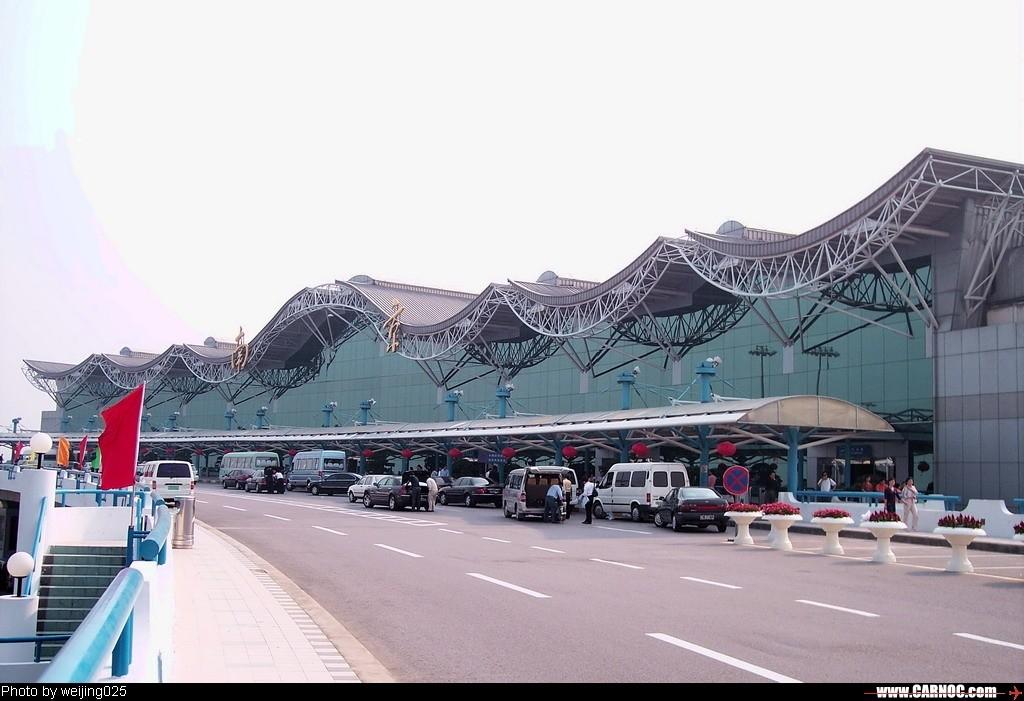 [原创]机场的候机地带---航站楼—国内(欢迎大家跟帖)    中国南京禄口机场