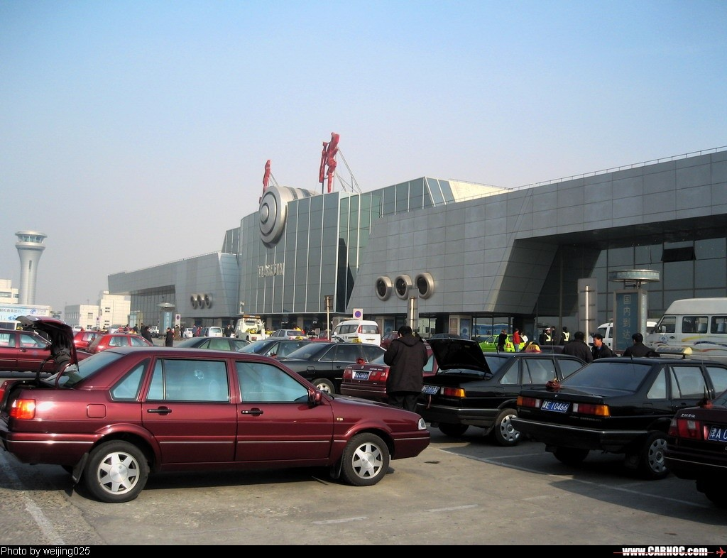 Re:[原创]机场的候机地带---航站楼—国内(欢迎大家跟帖)    中国南京禄口机场
