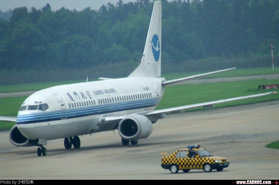 Re:[原创]迎七一,放杂图。嘿! BOEING 737-300 B-2661 中国长沙黄花机场