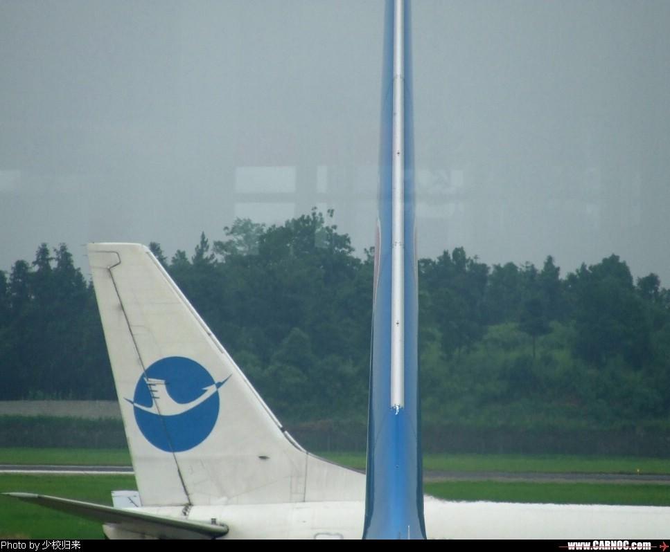 Re:[原创]迎七一,放杂图。嘿! BOEING 737-800 B-5128 中国南京禄口机场 中国长沙黄花机场