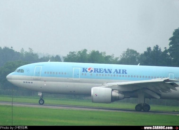 Re:[原创]迎七一,放杂图。嘿! AIRBUS A300-B4-600R HL7297 中国长沙黄花机场