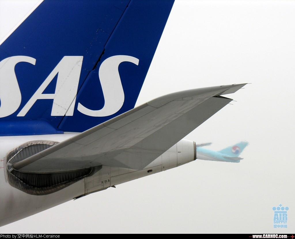 [原创]钻进去算了 AIRBUS A340-300
