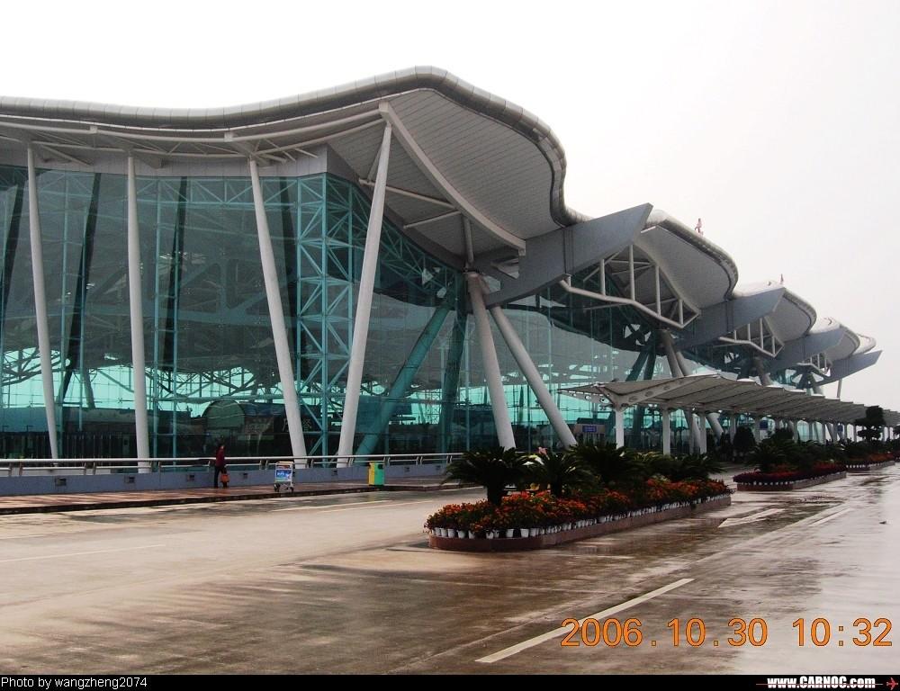Re:[原创]机场的候机地带---航站楼—国内(欢迎大家跟帖)    中国重庆江北机场