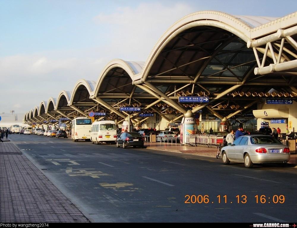 Re:[原创]机场的候机地带---航站楼—国内(欢迎大家跟帖)    中国北京首都机场
