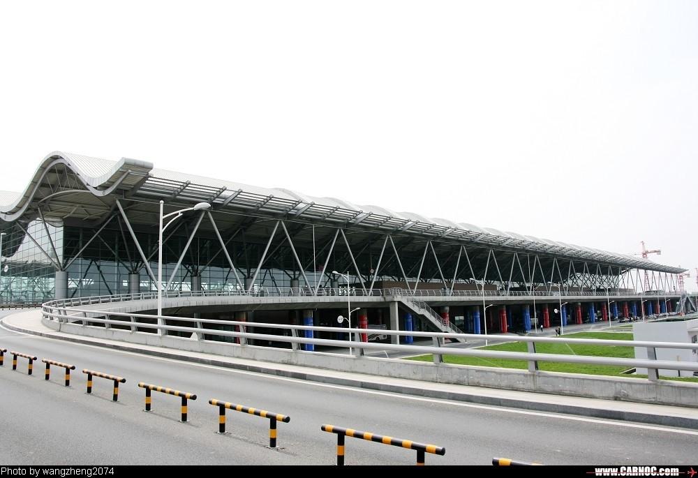 Re:[原创]机场的候机地带---航站楼—国内(欢迎大家跟帖)    中国郑州新郑机场