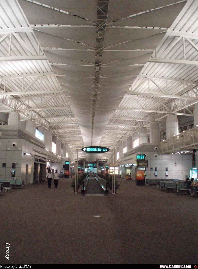 Re:[原创]机场的候机地带---航站楼—国内(欢迎大家跟帖)    中国广州白云机场