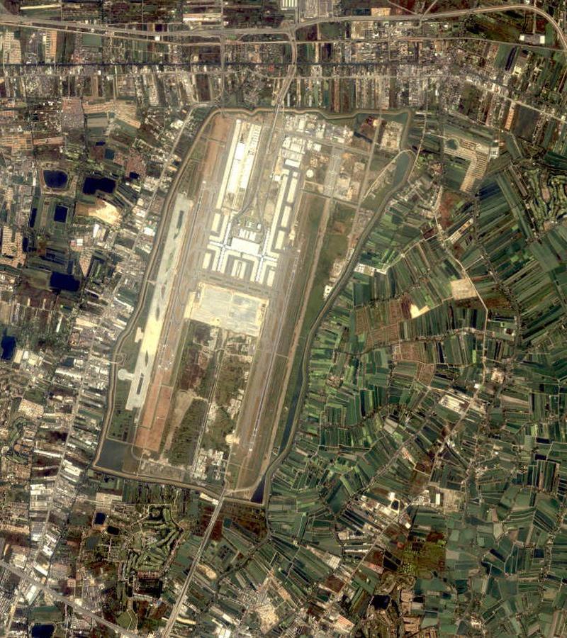 曼谷的新機場,不知道vimoge滿意否?