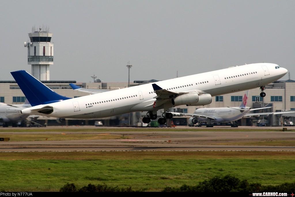 即将从华航机队中毕业的一架飞机!! AIRBUS -AIRBUS A340-300 B-18851 台灣桃園