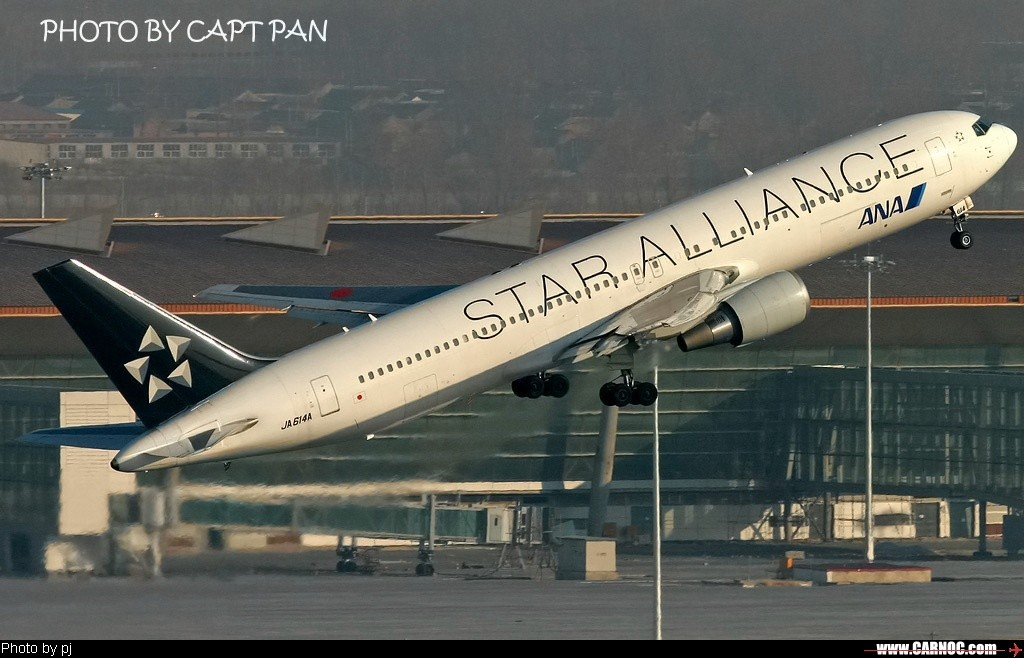 Re:[原创]星空联盟--欢迎大家跟帖 BOEING 767-300 C-FMWY  中国北京首都机场