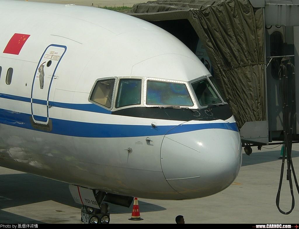 Re:[原创]较早前在北京拍的几张图--有我最喜欢的国航757大头 757-200