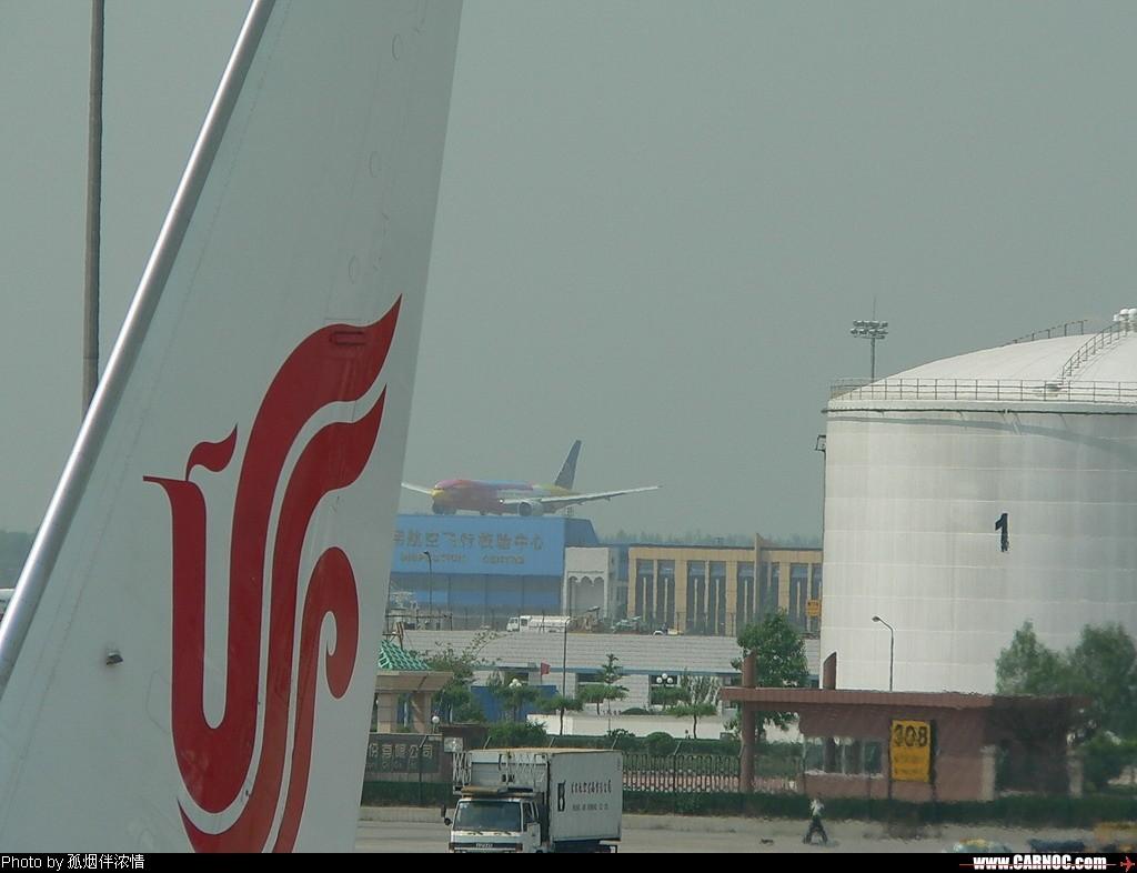 Re:[原创]较早前在北京拍的几张图--有我最喜欢的国航757大头 777