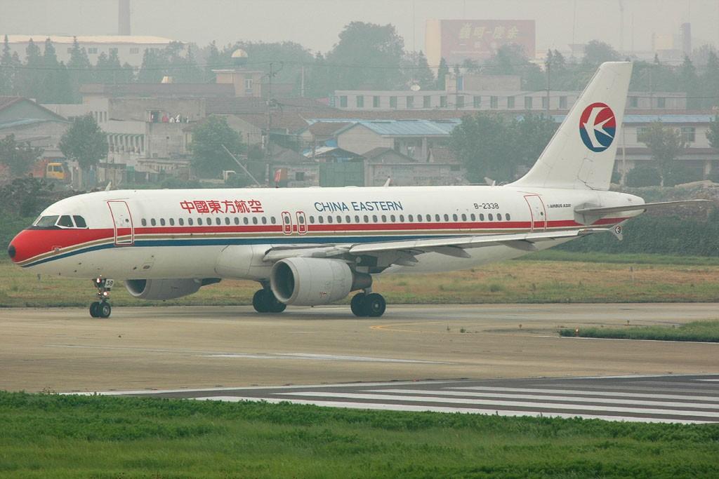 Re:[原创]哈哈,早上醒来,升320了,庆祝一下(两周连升两级) AIRBUS A320-200 B-2338 中国上海虹桥机场