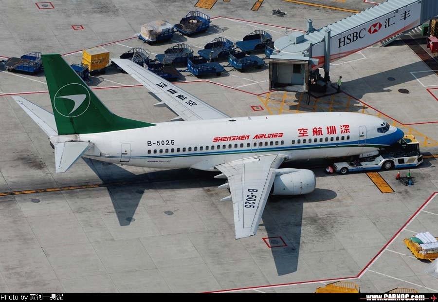 Re:[原创]天不好 发几个小飞机 BOEING 737-700 B-5025 PEK
