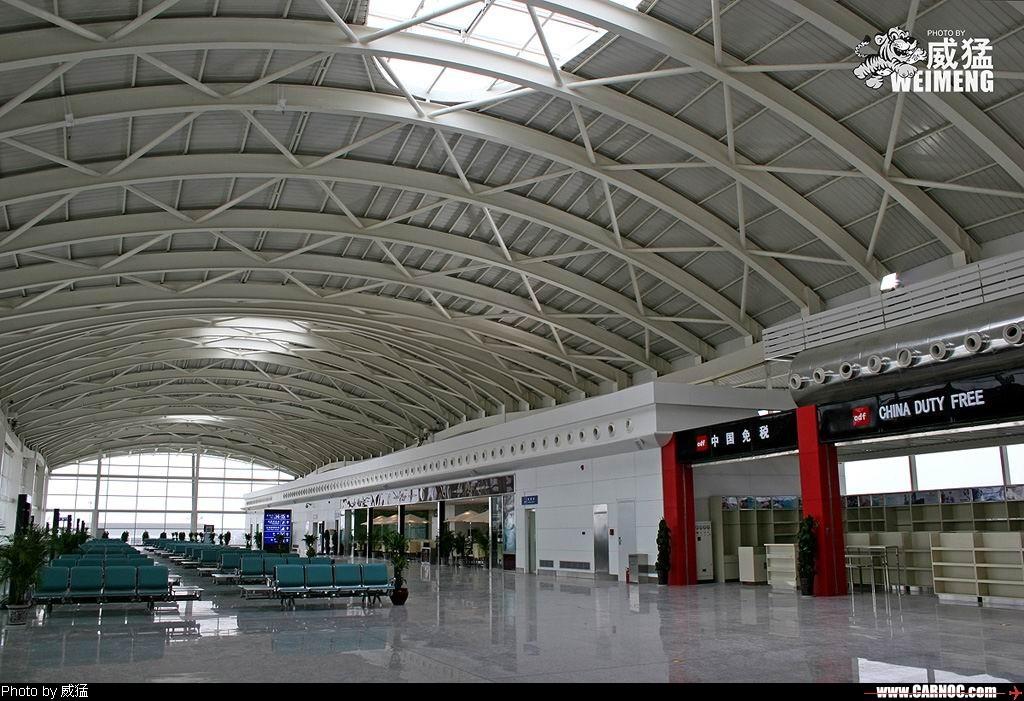 呼和浩特白塔国际机场,新航站楼
