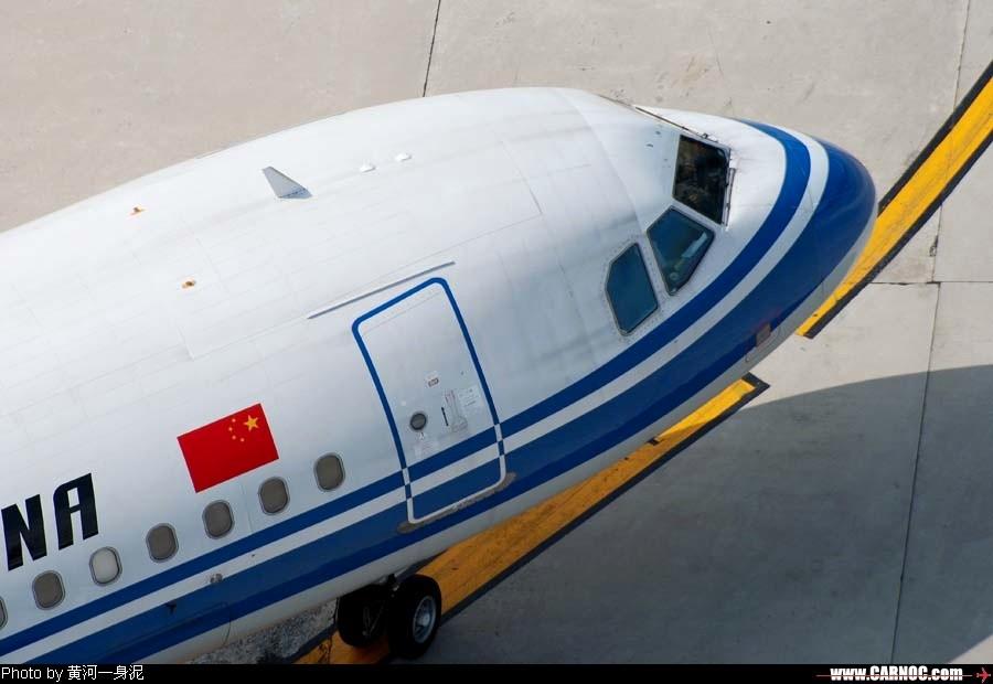 Re:[原创]天不好 发几个小飞机 AIRBUS 319  PEK