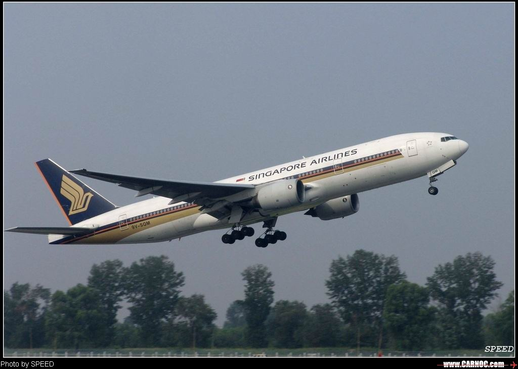 Re:新航起飞全过程    中国北京首都机场
