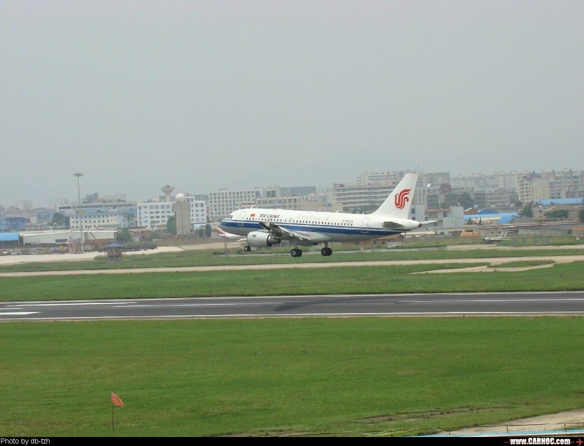 Re:[原创]27号在KMG拍机,感谢昆明飞友 AIRBUS A319-100 B-6226 kmg
