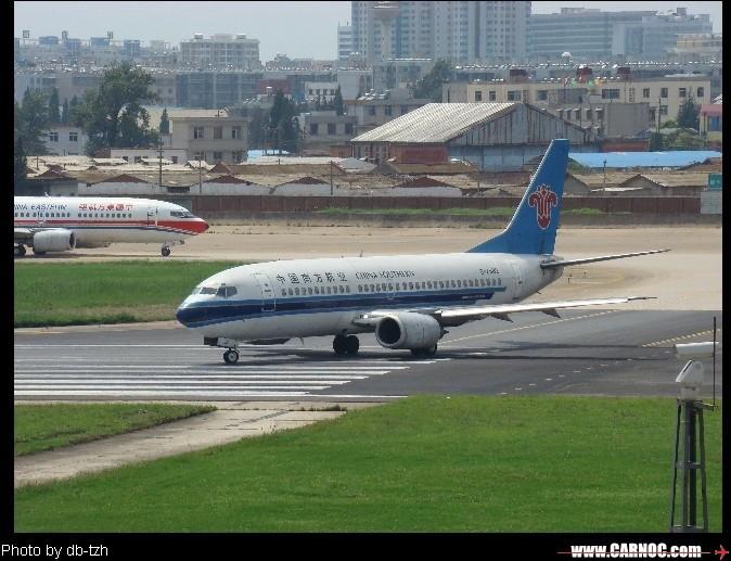Re:[原创]27号在KMG拍机,感谢昆明飞友 BOEING 737-300 B-2582