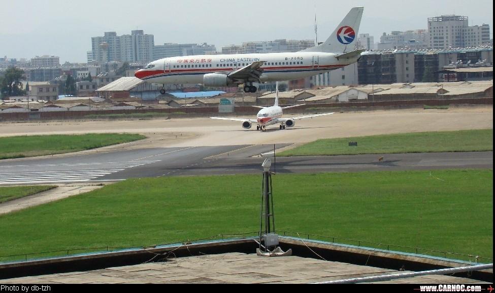 Re:[原创]27号在KMG拍机,感谢昆明飞友 BOEING 737-300 B-2985