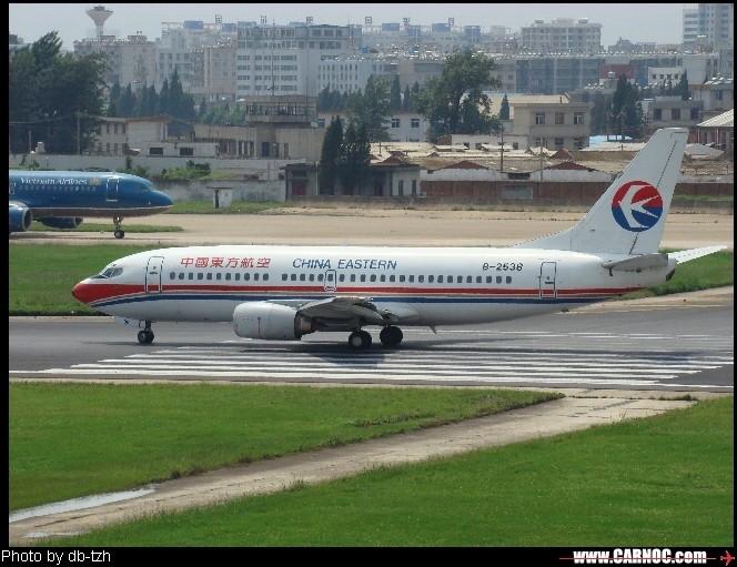 Re:[原创]27号在KMG拍机,感谢昆明飞友 BOEING 737-300 B-2538